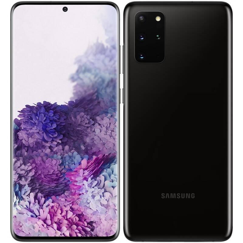 Mobilný telefón Samsung Galaxy S20+ (SM-G985FZKDEUE) čierny + Doprava zadarmo