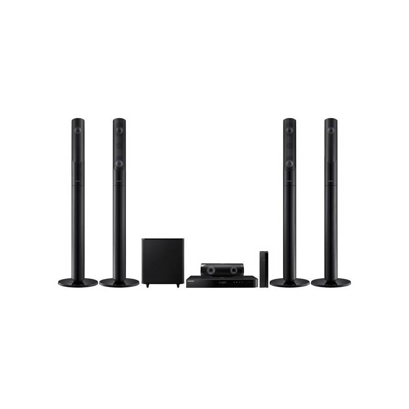 Domáce kino Samsung HT-J5550 čierne + Doprava zadarmo