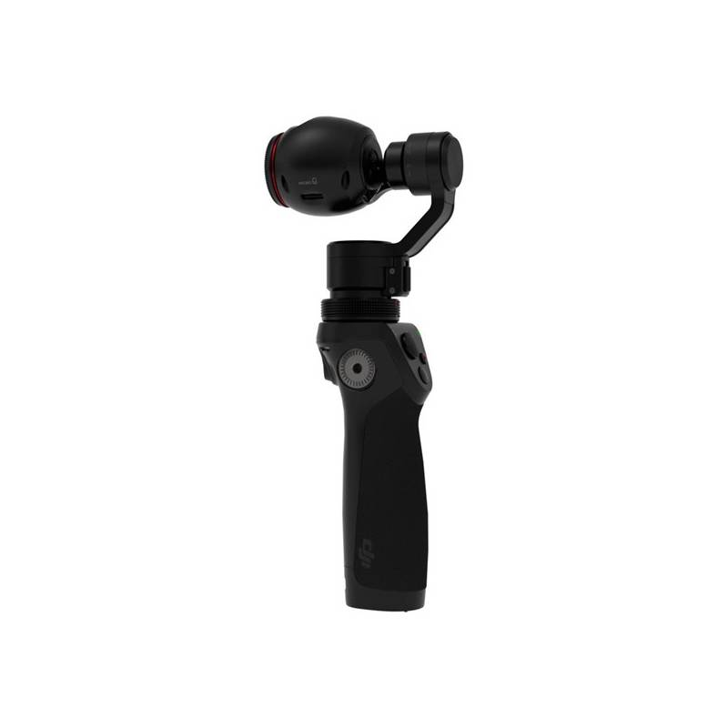 Videokamera DJI OSMO s ručním stabilizátorem + mikrofon FM-15 FlexiMic + 2x baterie a nabíječka (DJI0650-C02) čierny + Doprava zadarmo