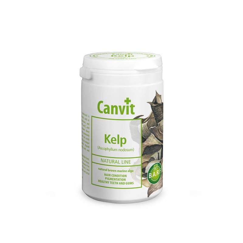 Prášok Canvit Natural Line Kelp 180g