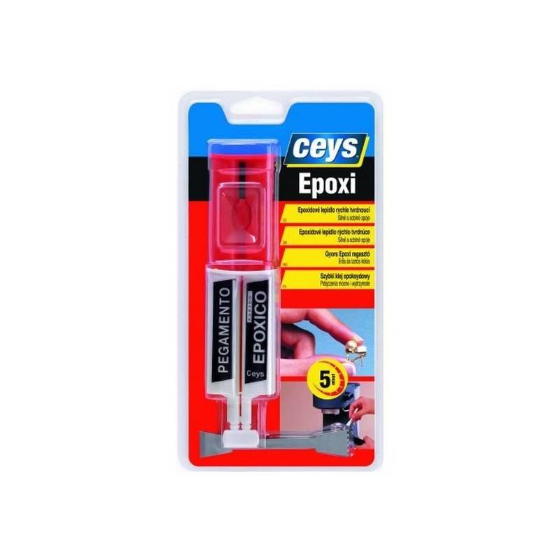 Lepidlo Ceys Epoxi 5 min, 24 ml