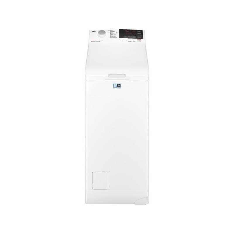 Automatická práčka AEG LTX6G371C biela + Doprava zadarmo