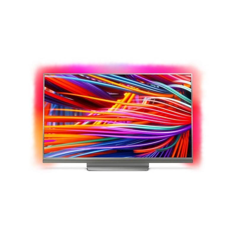 Televize Philips 49PUS8503 stříbrná  40568bb1d07