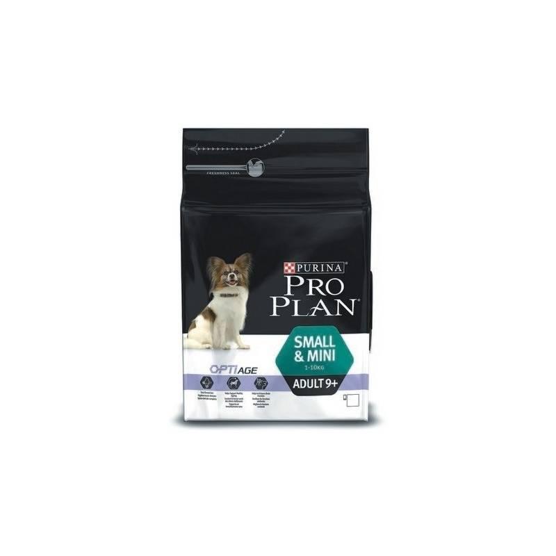 Granule Purina Pro Plan SMALL & MINI ADULT +9 let 3 kg