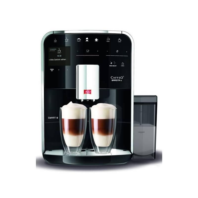 Espresso Melitta Barista TS Smart Černé čierne + Doprava zadarmo