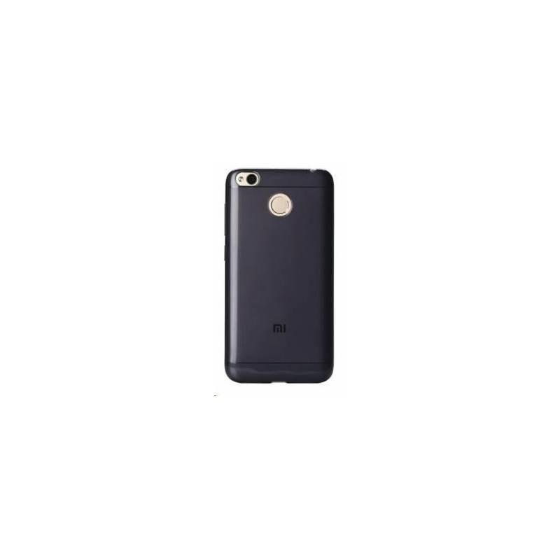 Kryt na mobil Xiaomi Redmi 4X Soft Case (NYE5632GL) černý