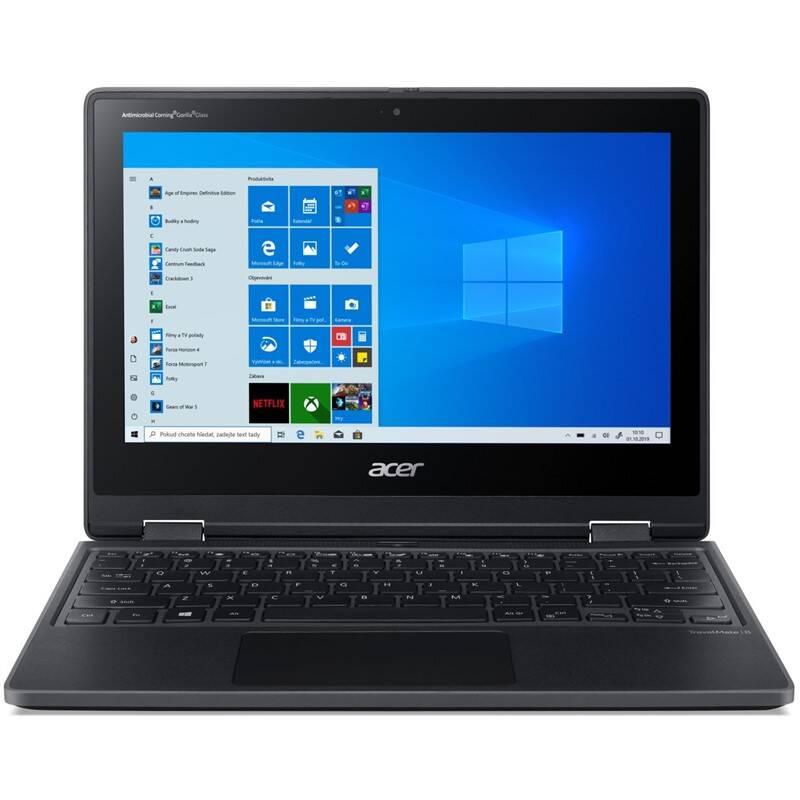 Notebook Acer TravelMate B3 (TMB311-31-P0NW) (NX.VMUEC.001) čierny