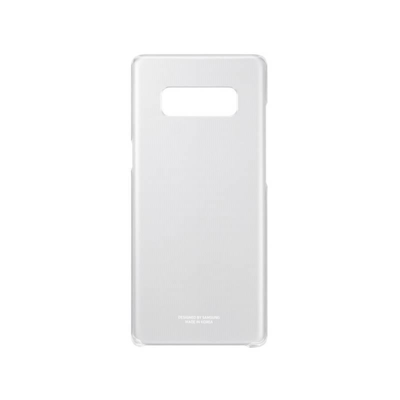 Kryt na mobil Samsung Clear Cover pro Galaxy Note 8 (EF-QN950CTEGWW) priehľadný