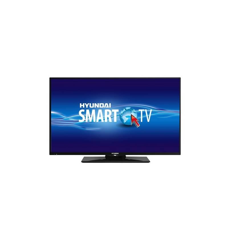 Televízor Hyundai FLR 32TS439 SMART čierna + Doprava zadarmo
