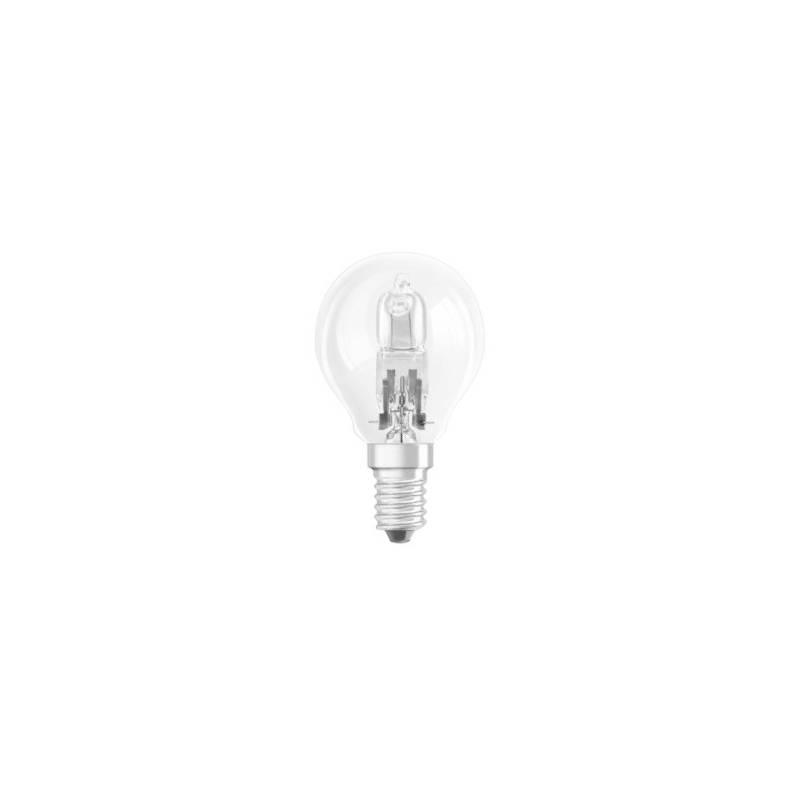 Halogénová žiarovka Osram klasik, 30W, E14, teplá bílá, stmívatelná (211388)