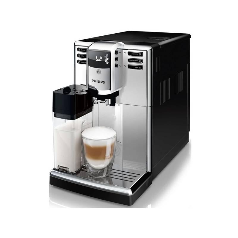 Espresso Philips EP5363/10 strieborné