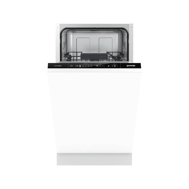 Umývačka riadu Gorenje GV54110 Tablety do myčky Finish Quantum Ultimate Reg 65 (zdarma) + Doprava zadarmo