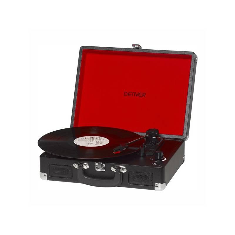 Gramofón Denver VPL-120 (dvpl120b) čierny