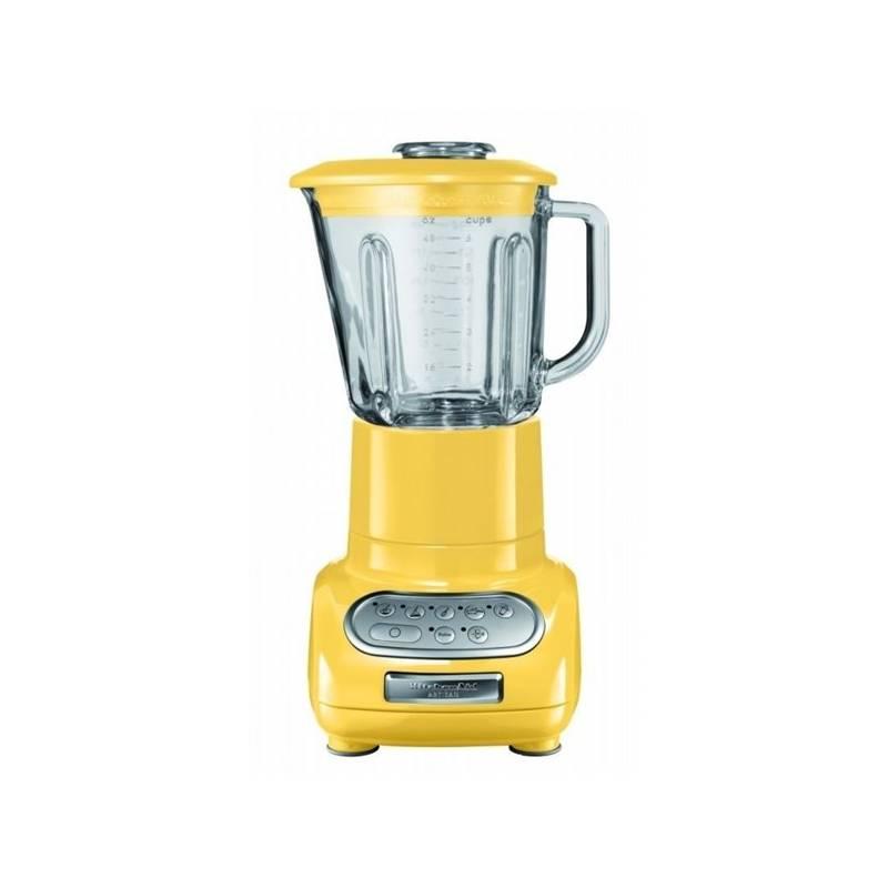 Stolný mixér KitchenAid Artisan 5KSB5553EMY žltý + Doprava zadarmo