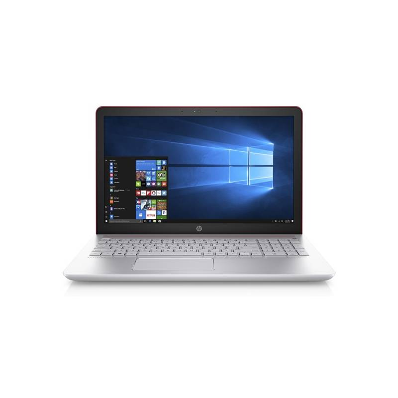 Notebook HP Pavilion 15-cd012nc (2CN50EA#BCM) červený + Doprava zadarmo