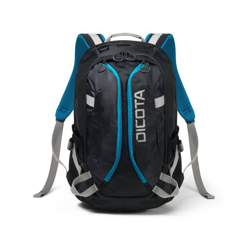 Batoh na notebook DICOTA Active 14-15,6'' (D31047) čierny/modrý