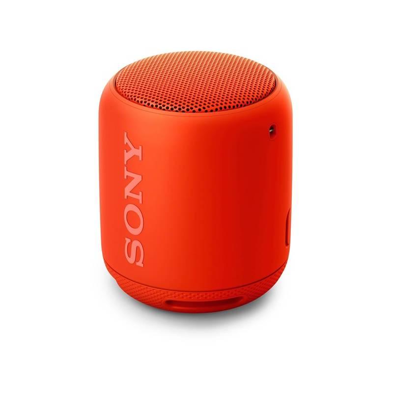 Prenosný reproduktor Sony SRS-XB10R červené