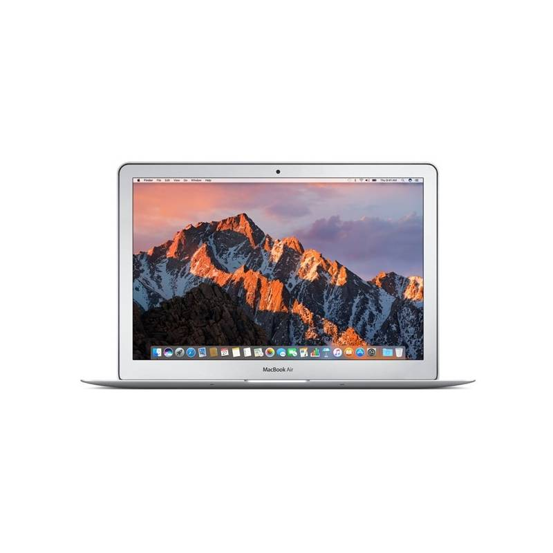 Notebook Apple MacBook Air 13 256 GB - silver (MQD42CZ/A) + Doprava zadarmo