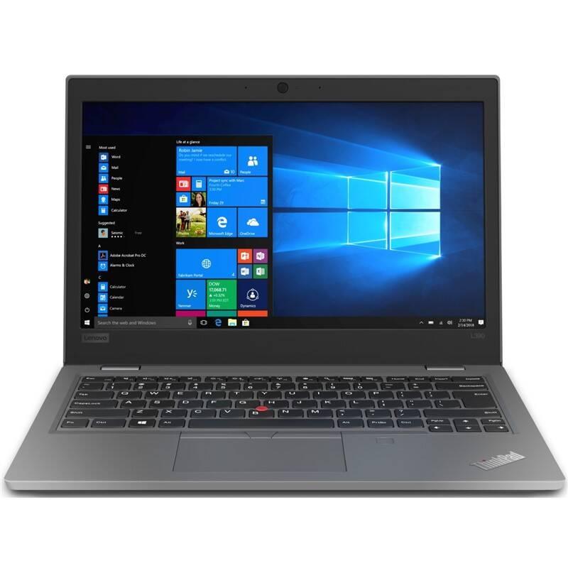 Notebook Lenovo ThinkPad L390 (20NR0014MC) stříbrný