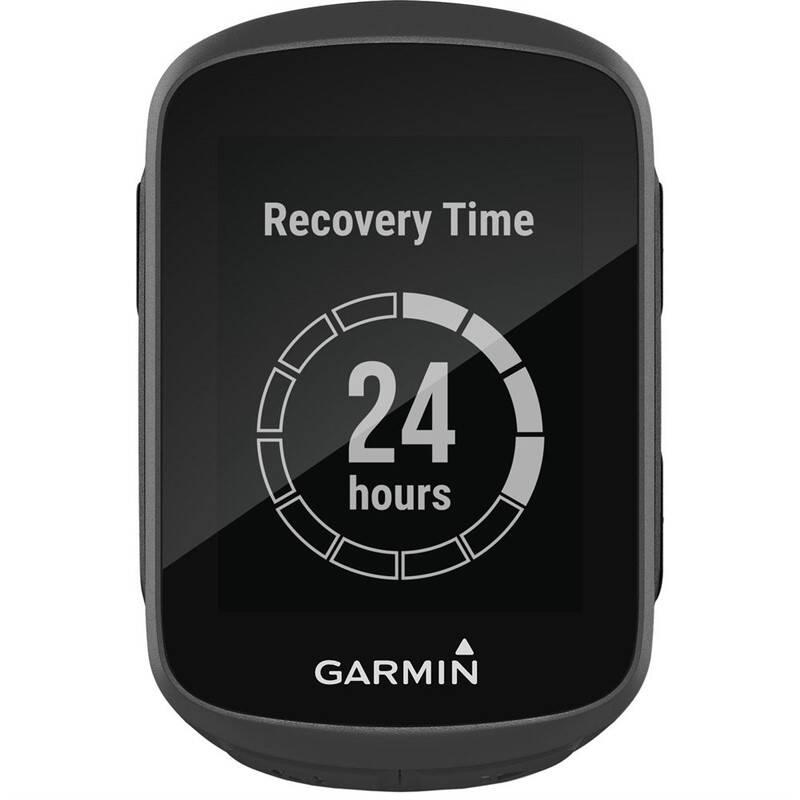Cyklopočítač s GPS Garmin EDGE 130 (010-01913-01) čierny