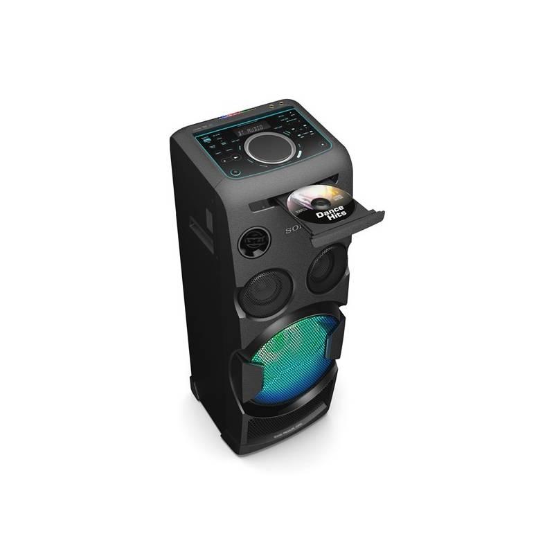 Párty reproduktor Sony MHC-V50D čierny + Doprava zadarmo