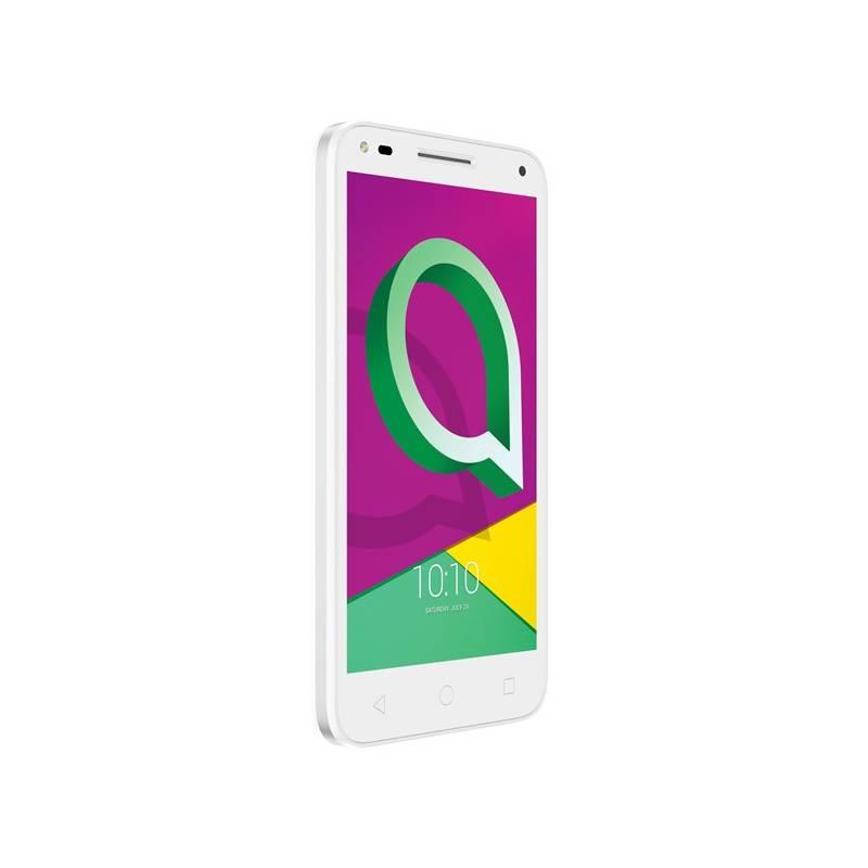 Mobilný telefón ALCATEL U5 3G 4047D Dual SIM (4047D-2BALE11) biely