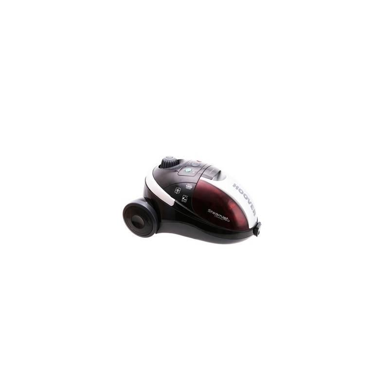 Parný čistič Hoover SCM1600 čierny + Doprava zadarmo