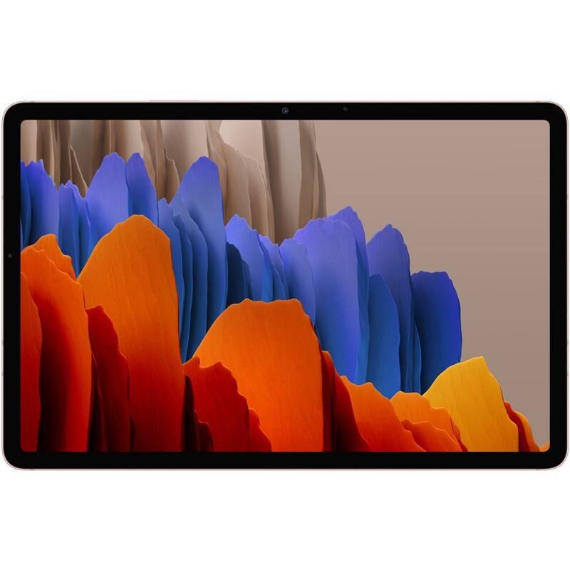 Tablet Samsung Galaxy Tab S7 LTE (xx) bronzový