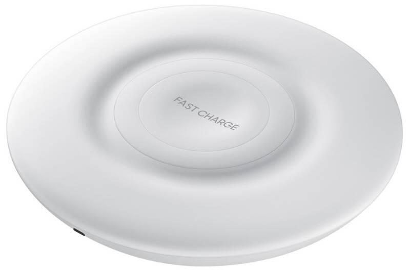 Nabíjací podložka Samsung Qi (EP-P3100T) (EP-P3100TWEGWW) biela