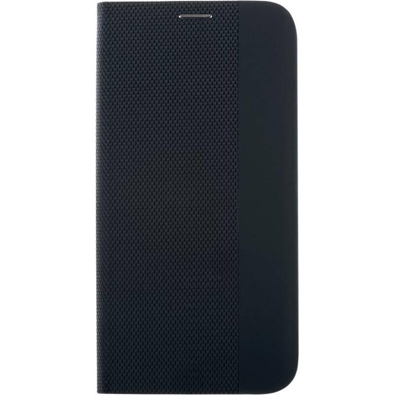 Púzdro na mobil flipové WG Flipbook Duet na Samsung Galaxy xCover 5s (9247) čierne