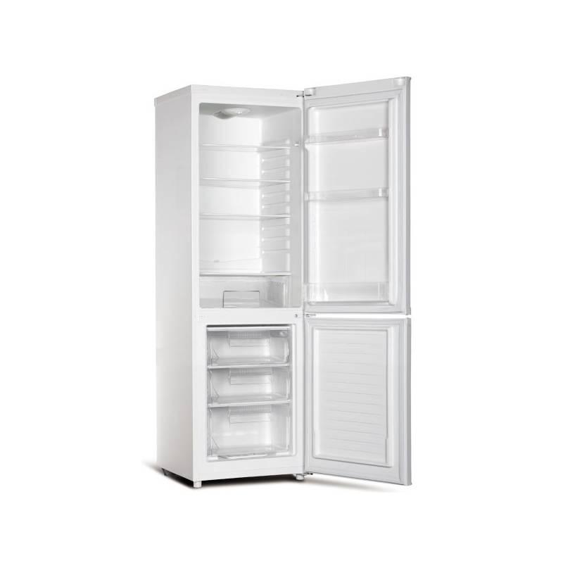Kombinácia chladničky s mrazničkou Amica FK268.4AA biela + Doprava zadarmo