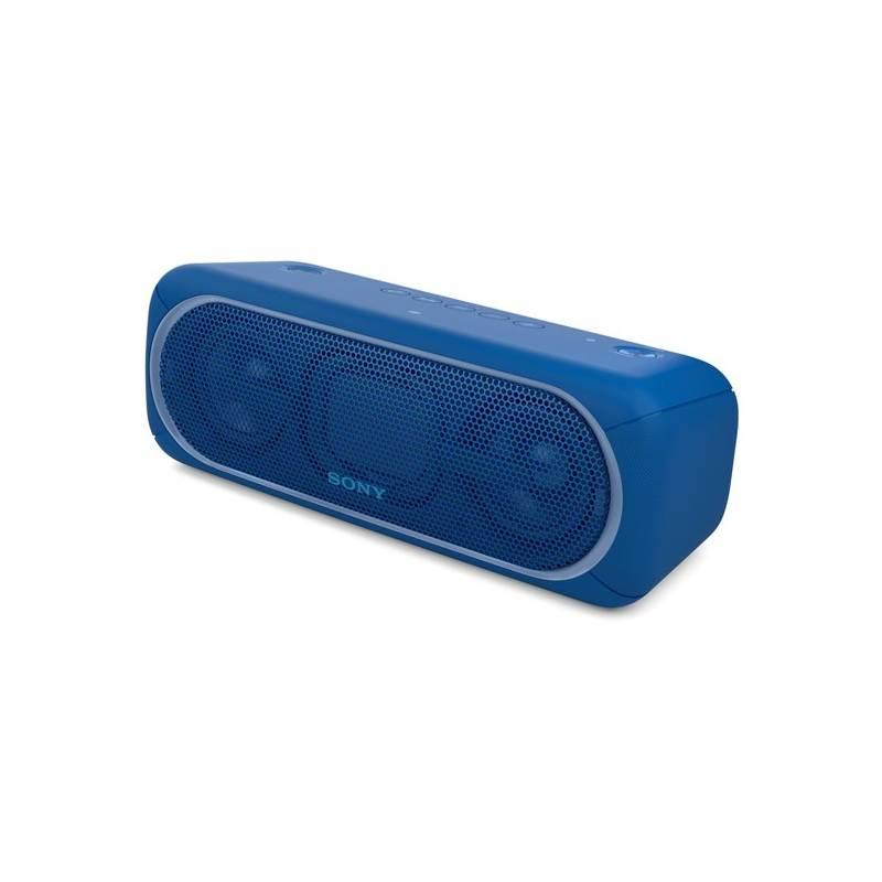 Prenosný reproduktor Sony SRS-XB40 modré