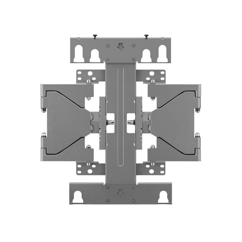 """Držiak na TV LG OTW150 výklopný, pro úhlopříčky 55"""" až 75"""", nosnost 50 kg (OTW150) sivý/kovový"""