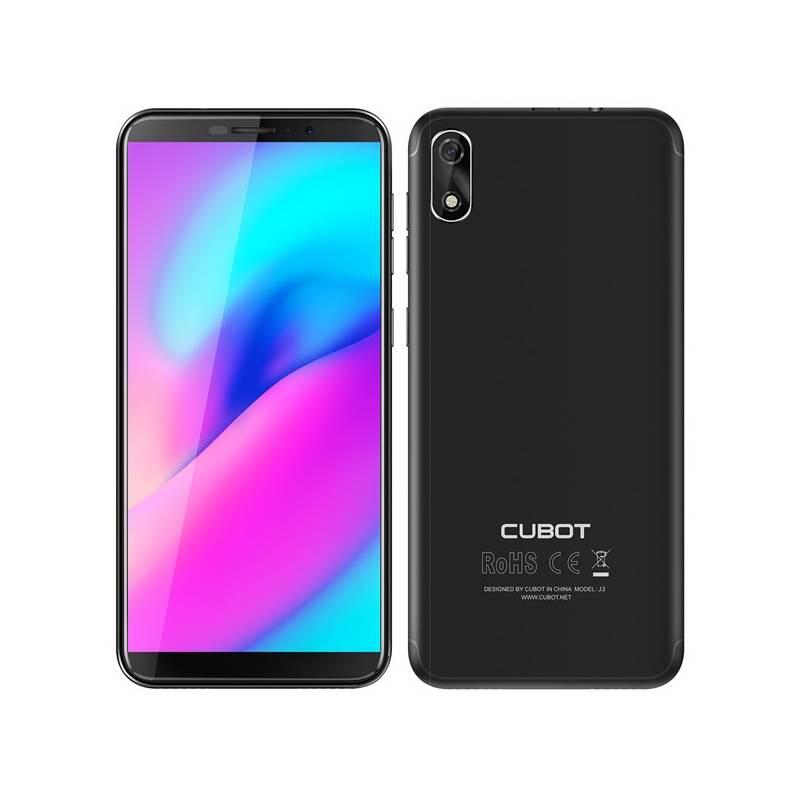 Mobilný telefón CUBOT J3 Dual SIM (PH3840) čierny