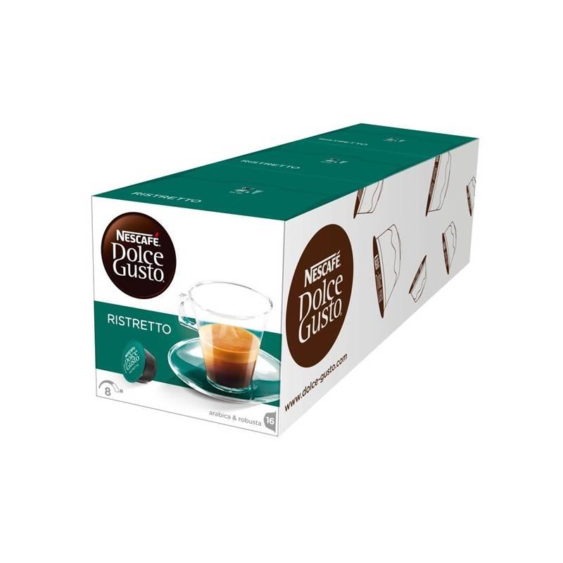 Kapsule pre espressa Nescafé Dolce Gusto Espresso Ristretto 3 balení