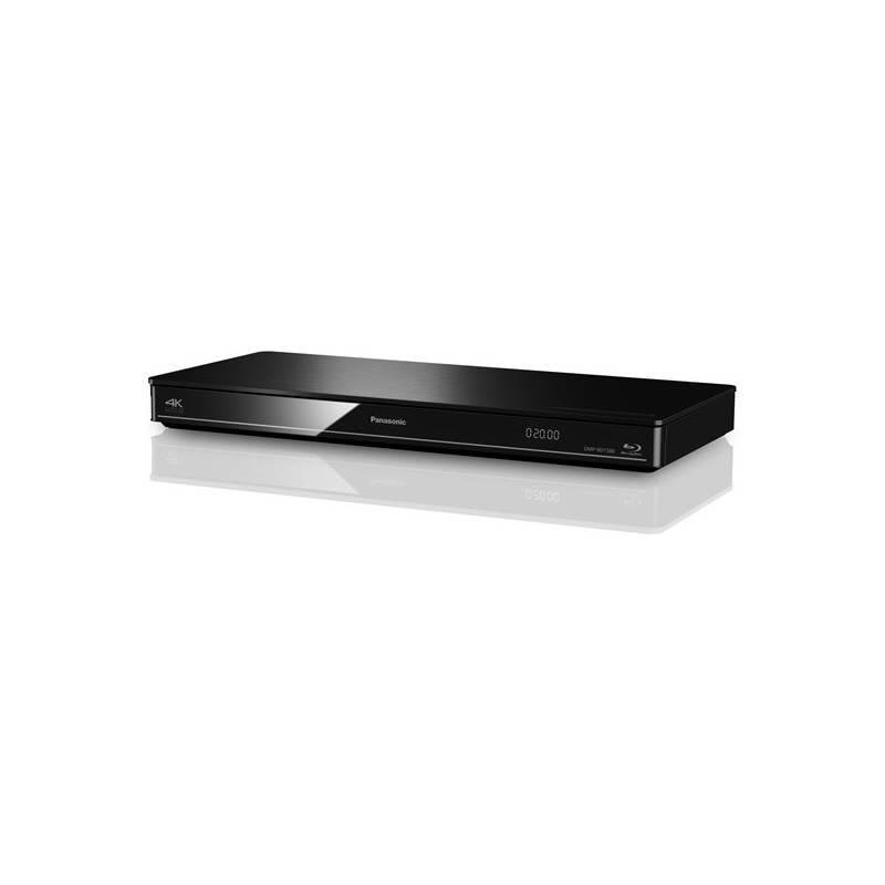 3D Blu-Ray prehrávač Panasonic DMP-BDT380EG čierny