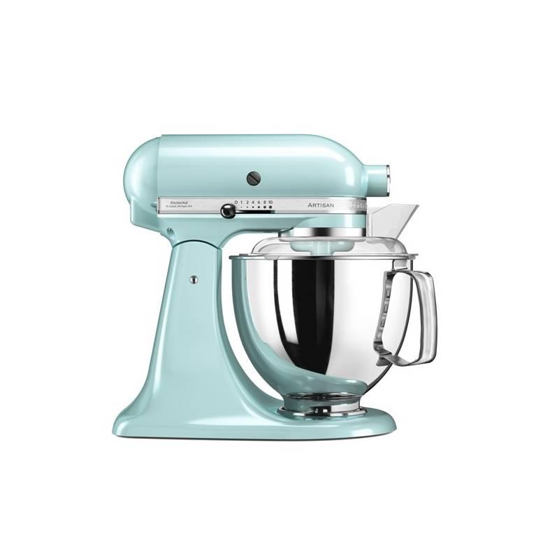 Kuchynský robot KitchenAid Artisan 5KSM175PSEIC modrý
