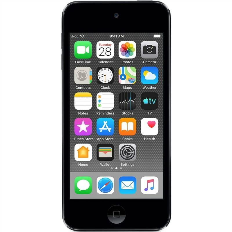 MP3 prehrávač Apple iPod touch 32GB (MVHW2HC/A) sivý + Doprava zadarmo