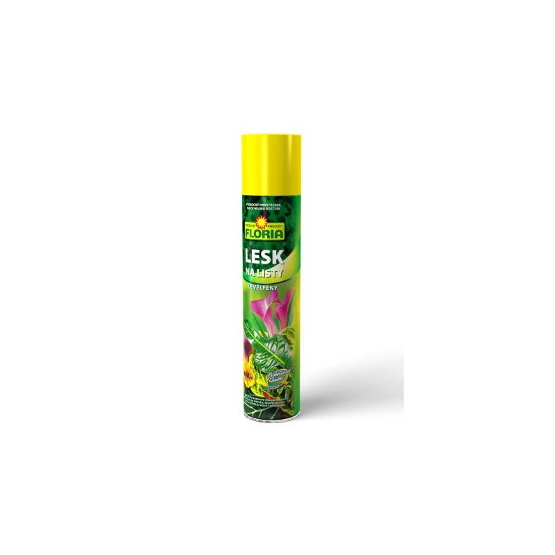 Prípravok pre trávnik Agro FLORIA lesk na listy 400 ml