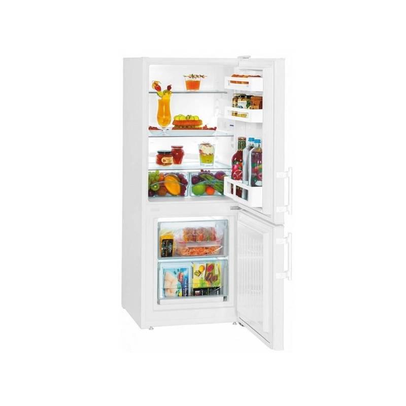 Kombinácia chladničky s mrazničkou Liebherr CU 2311 biela + Doprava zadarmo