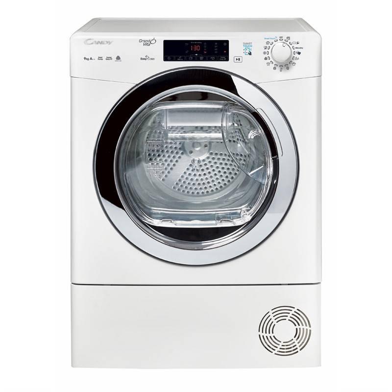 Sušička prádla Candy GVS H9A2TCE-S bílá