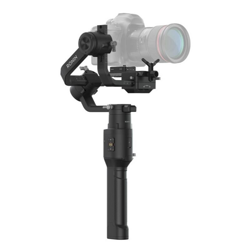 Stabilizátor DJI Ronin-S základní set pro DSLR a zrcadlové kamery (DJIRON42)