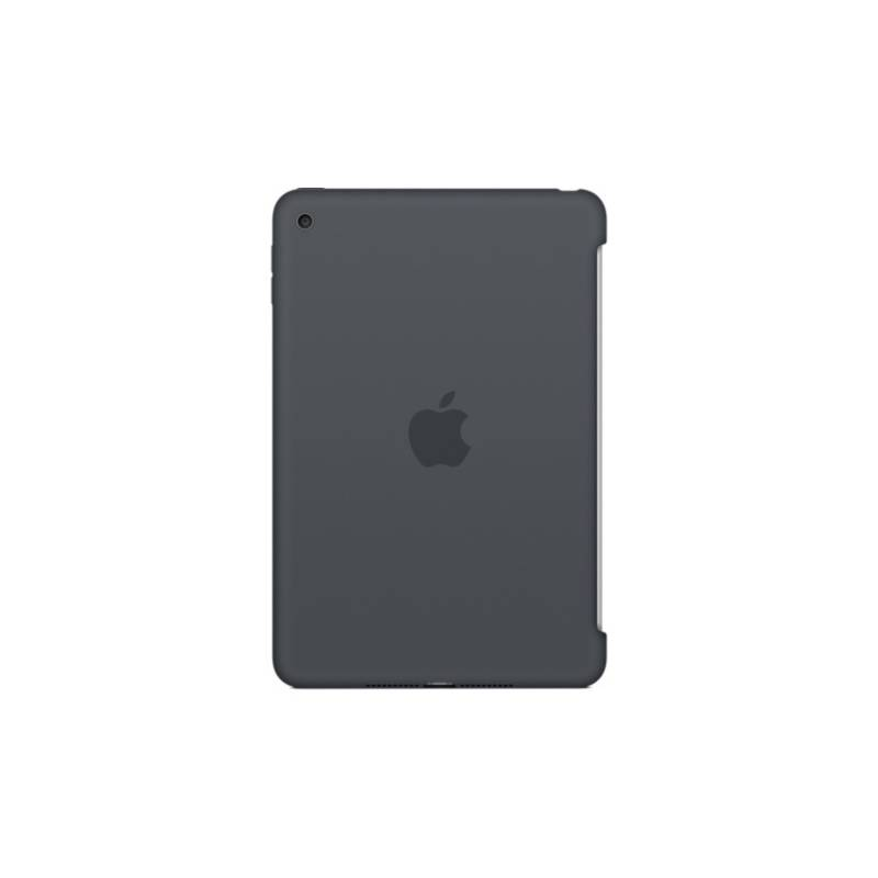 Kryt Apple Silicone Case pro iPad mini 4 - uhlově šedé (MKLK2ZM/A)