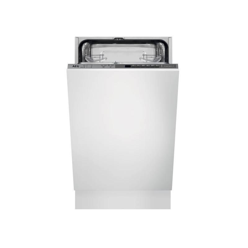 Umývačka riadu AEG Mastery FSB51400Z + Doprava zadarmo