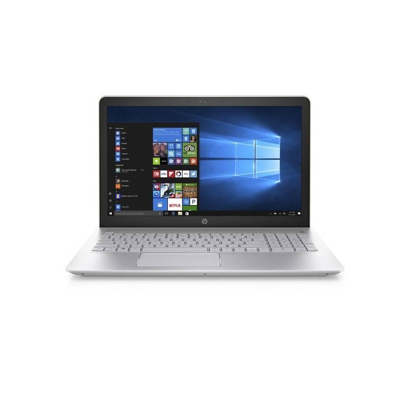 Notebook HP Pavilion 15-cc504nc (1VA02EA#BCM) zlatý + Doprava zadarmo