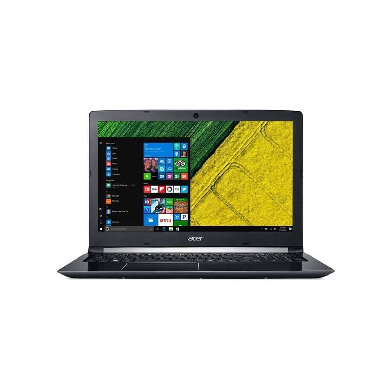 Notebook Acer Aspire 5 (A515-51-53DH) (NX.GTPEC.002) čierny + Doprava zadarmo