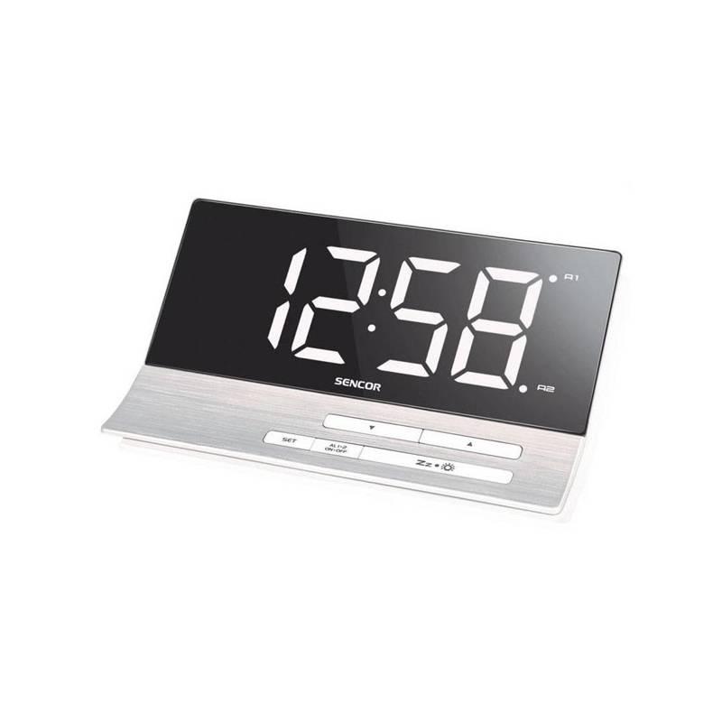 Rádiobudík Sencor SDC 5100 (446727) čierny/sivý