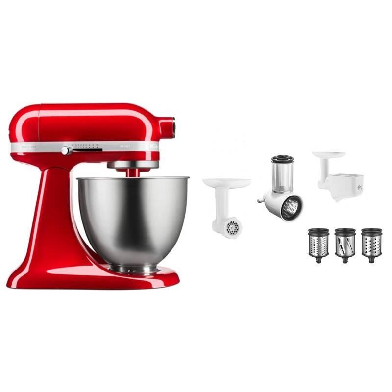 Set výrobkov KitchenAid 5KSM3311XECA + 5KSM2FPPC