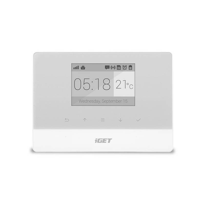 Alarm iGET SECURITY M3 - set (75020104)