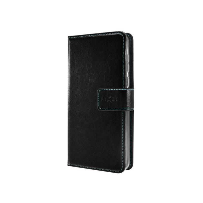 Puzdro na mobil flipové FIXED Opus pro Lenovo K5 / K5 Plus (FIXOP-084-BK) čierne